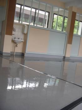Salle de classe APRES