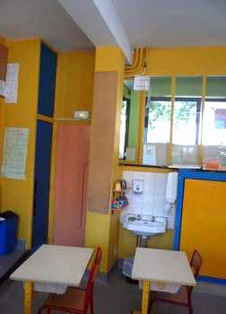 Salle de classe AVANT